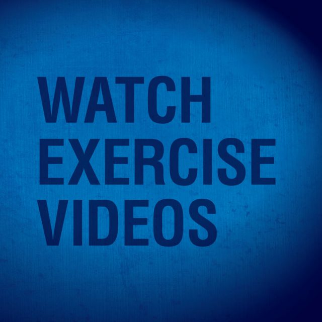 watch exercise videos graphic